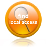 FIND LOCAL ACCESS NUMBERS